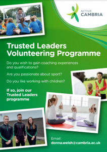 Trusted Leaders Volunteering Programme
